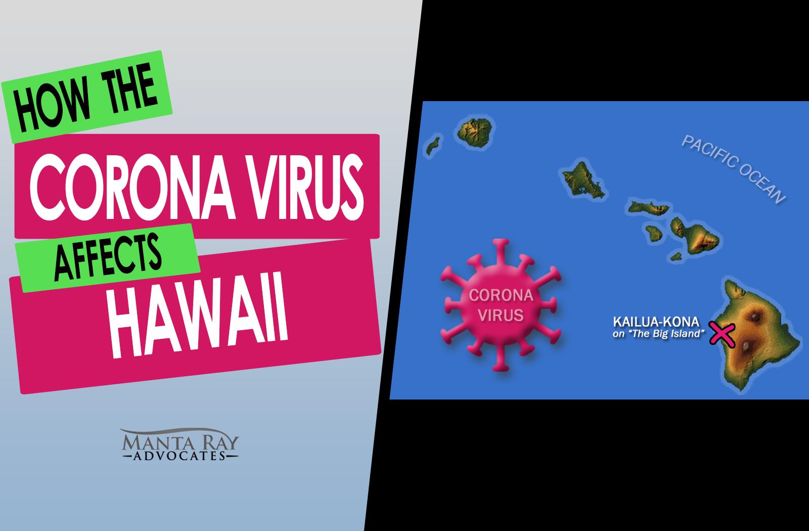 Coronavirus in Hawaii